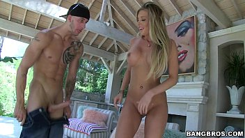 Samantha Saint Gets Her Tight Cunt Pounded by Younger Stud